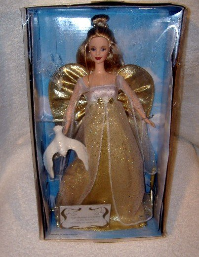 1999 Avon Barbie Angelic Inspirations NRFB