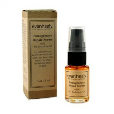 Evan Healy Pomegranate Repair Serum .5 fl oz 15 ml LOWEST PRICE FREE SHIPPING