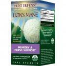 Fungi Perfecti Host Defense Lion's Mane Capsules, 60 Vegetarian Capsules