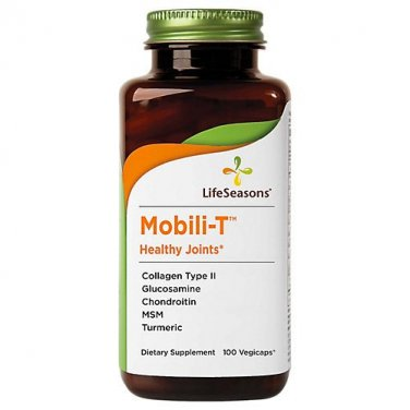 Life Seasons Mobili-T, Healthy Joints 100 Vcaps