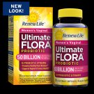 Renew Life Ultimate Flora Vaginal Formula 50 Billion, 60 Count