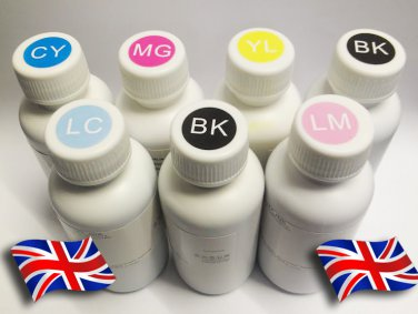 Sublimation Ink for Epson 1400 Printer, Sublimation Ink, Dye Sublimation Inks - CMYK LC LM