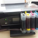 BUNDLE - Epson Stylus XP series Inkjet Printer + CISS + Sublimation Ink