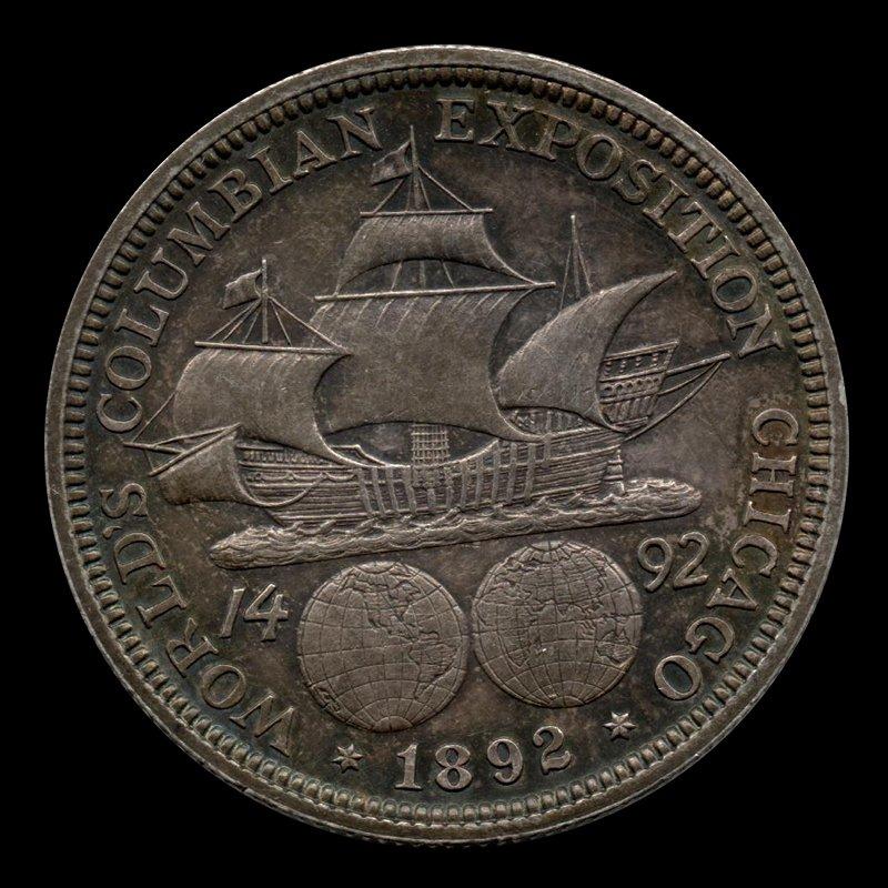 1892 christopher columbus coin