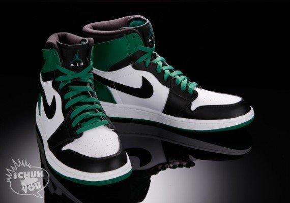 Air Jordan i Celtics