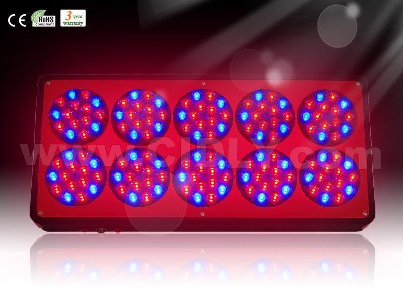 Indoor garden plant growth LED light/LED grow light for indoor garden/LED plant growth lighting