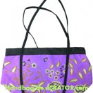 Fun, Trendy and yet Stylish Bag On Silk!