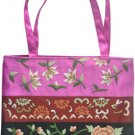 Typical Oriental Style Satin Handbag!