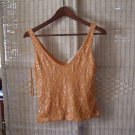Sequence Top (Orange). Banana Republic (xs),