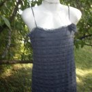 Slate Blue Lace Dress (Max Studio)