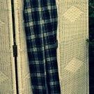 Wool Tartan Plaid Pants(1970's)