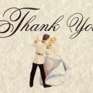 Cinderella Fairy Tale Wedding Favors Thank You Cards