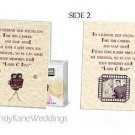 Hollywood Movie Theme Wedding Favor Camera Cover Tents