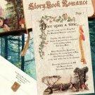Wedding Invitations Storybook Cinderella Fairytale plus