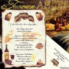 Tuscan Amore Italian Wedding Invitations Scrolls