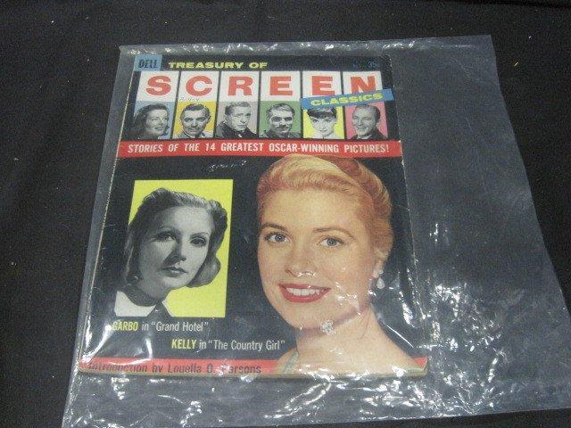 Dell Treasury of Screen Classics Volume 1 Grace Kelly
