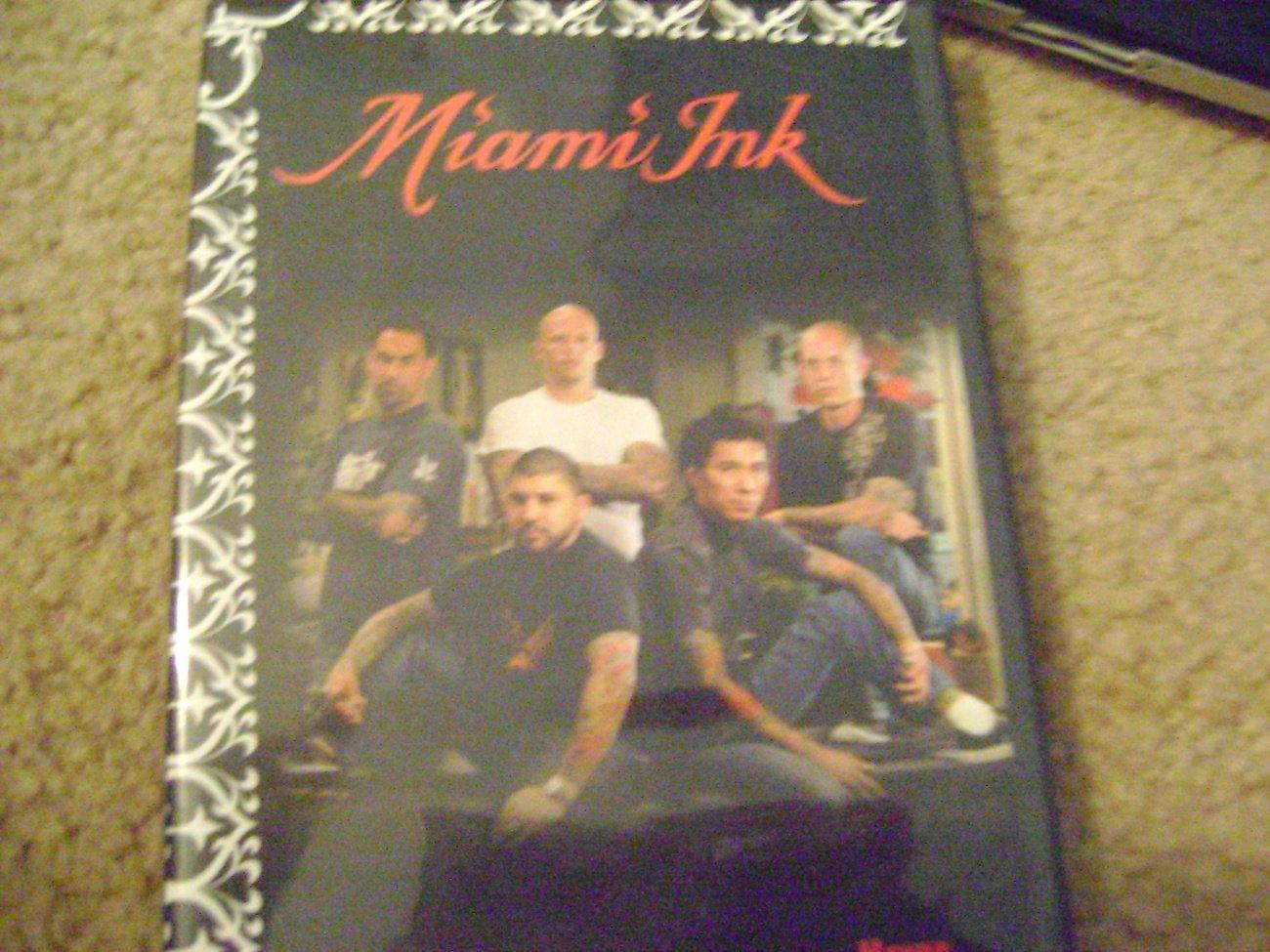 Miami Ink Hawaii DVD