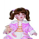 "24"" Collectible Porcelain Doll_EMMA_D24-1054"
