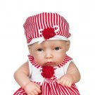 "12"" Vinyl , Baby Girl Doll _Little Patsy_DV12-9175"
