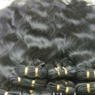 Virgin Brazilian Human Remy Hair Weaving body Wave 22Inch 8OZ 2pks dark Brown