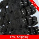 Virgin Brazilian Human Remy Hair Weft body Wave 16Inch 12OZ 3pks off Black