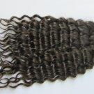26 Virgin Brazilian Human Remy Hair Weaving Curly 8oz 2pks dark Brown