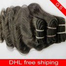 Virgin Brazilian Human Remy Hair Weft body Wave 18Inch 12oz 3pks ,dark brown