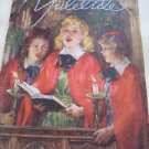 YULETIDE A CHILDREN'S CHRISTMAS ANNUAL MAGAZINE VINTAGE 1942  28 PAGES WW2