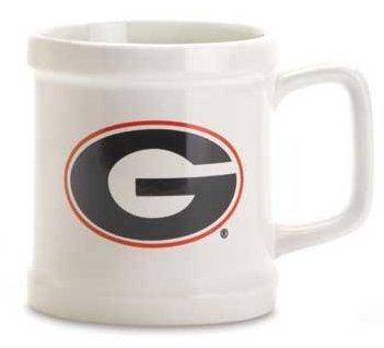 University of Georgia Ceramic Mugs