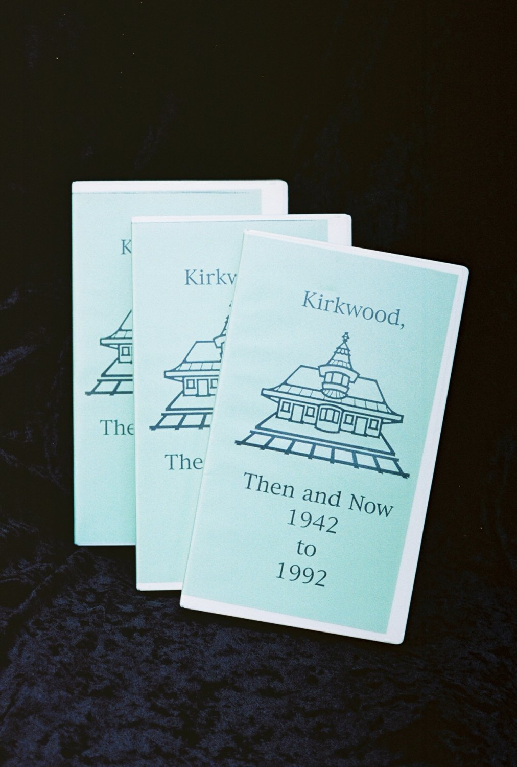 Kirkwood, Then and Now:  1942 to 1992