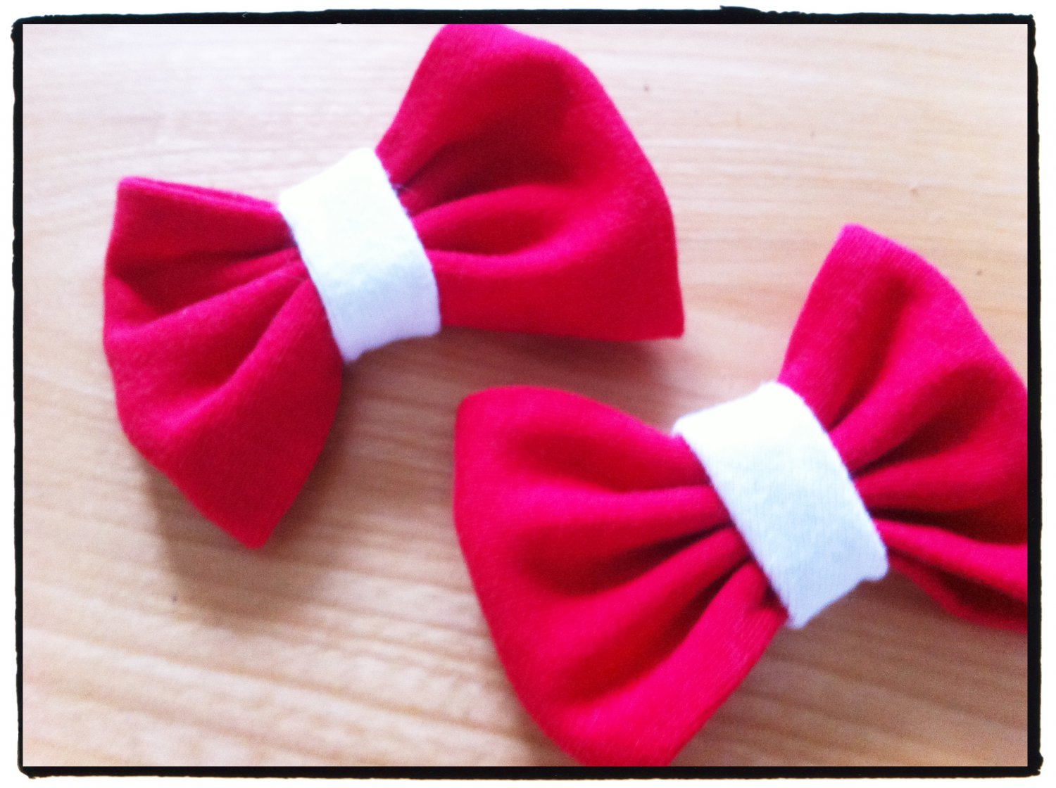 Minne Mouse Style Bow