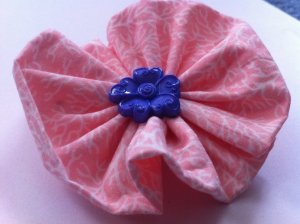 Hand crafted Vintage flower