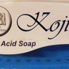 Kojic Acid Soap Japan Formulation For Sensitive Skin - 135 gram Pack (Pack of 2)