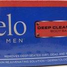 Belo Men Deep Cleansing Body Bar - 135 gram Pack (Pack of 2)