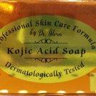 Dr. Alvin Kojic Acid Bar Soap - 135 gram Pack (Pack of 2)