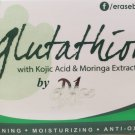 Erase Glutathione w/ Kojic Acid & Moringa Extract Soap - 125 gram Pack (Pack of 2)