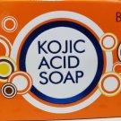 Bevi Kojic Acid Body Bar Soap - 120 gram Pack (Pack of 2)