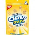 Christie Oreo Golden Mini Sandwich Cookies - 225 gram Pack ( Pack of 2)