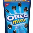 Christie Oreo Mini Sandwich Cookies - 225 gram Pack ( Pack of 2)