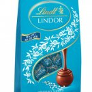 Lindt Lindor Sea Salt Milk Chocolate Truffles - 150 gram Pack (Pack of 2)