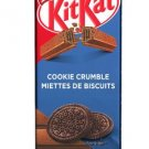 Nestle KitKat Cookie Crumble Chocolate Wafer Bar - 120 gram Pack (Pack of 3)