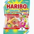 Haribo Sauer Brenner Gummies - 175 gram Pack (Pack of 3)