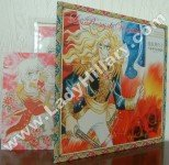 THE ROSE OF VERSAILLES 35th ANNIVERSARY MEMORIAL STAMPS COLLECTION