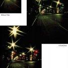 TIFFEN 86MM 4 point STAR EFFECT Filter  Course Thread  86STR42 Brand New