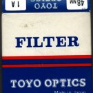 Toyo Optics 48 48mm Skylight 1A Filter 48SKY1A Made In Japan   New