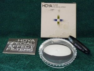 Hoya 49 49mm Softener B Filter 49SFTB MADE IN JAPAN   old stock   NEW