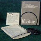 VIVITAR 49 49mm NEUTRAL DENSITY 4x FILTER (2 STOPS) Filter  49ND4   Multi Coated   BRAND NEW