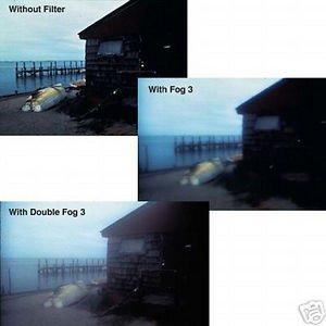 Tiffen 55 55mm Fog 5 Filter 55FOG5  NEW