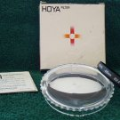 Hoya 49 49mm 82A Filter 4982A Coated  old stock  Made In Japan   NEW