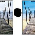 CROMOFILTER COKIN 62 mm COLOR GRADUATE  BLUE 1 Filter 62CGB1  BRAND NEW